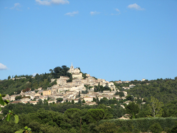 village de Bonnieux